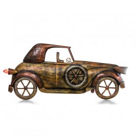 Металлический декор, ретро автомобиль
