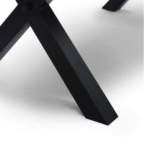 Стол из массива,  ДХАТУ средний