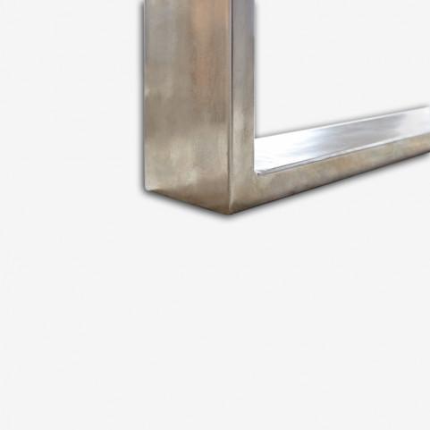 Стол из массива большой, ДЖИВАН life silver
